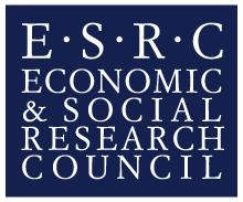 UKRI-ESRC logo