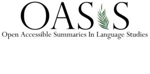 OASIS database - logo