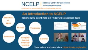 NCELP Conf post-event image