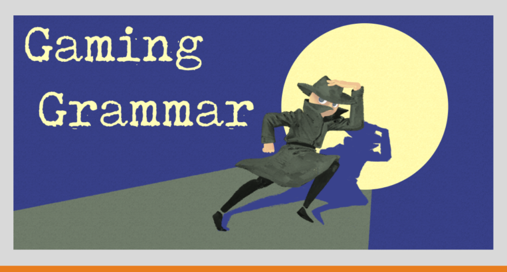 Gaming Grammar feature image