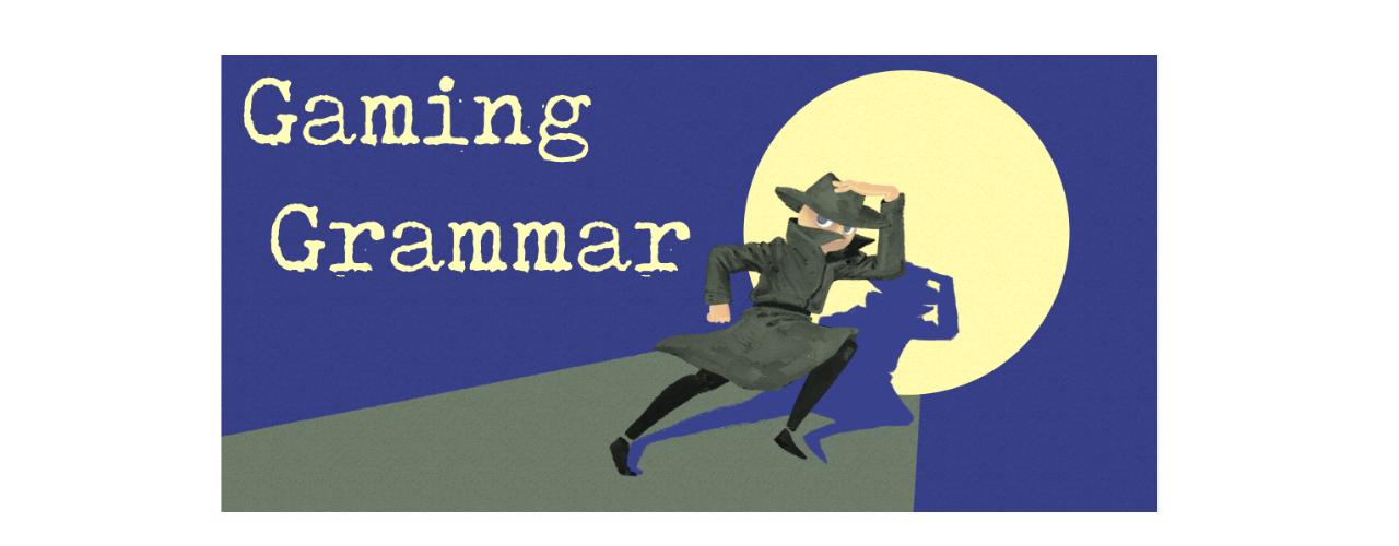 Image of Gaming Grammar