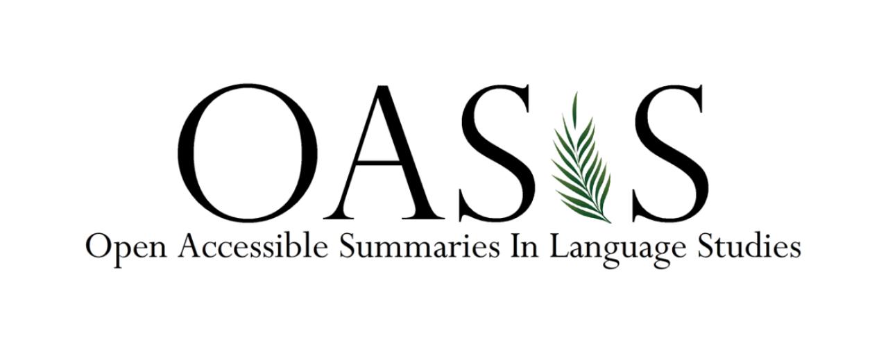 Logo of OASIS